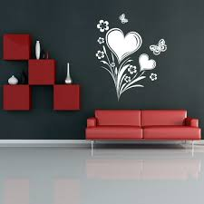 dark wall painting ideas for living room