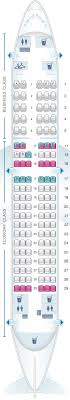 Seat Map South African Airways Airbus A319 100 Seatmaestro
