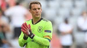 EM: UEFA ermittelt gegen Manuel Neuer und den DFB wegen Kapitänsbinde in  Regenbogenfarben - Eurosport