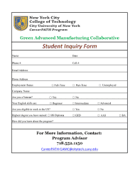 School Admission Form Format In Ms Word Form Format Omfar Mcpgroup Co
