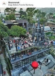 Dago Bakery Punclut Bandung Kids Holiday Spots Liburan Anak