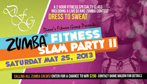 Zumba Flyers Flyer Entown Posters