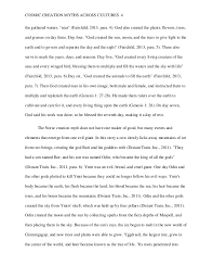 myth essay cosmic creation myths across cultures essay paper