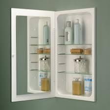 White Ceramic Stand Bathroom Washbasin Under Double Mirror Door F