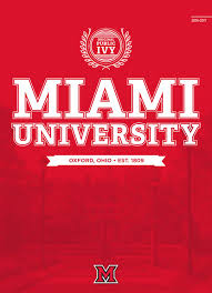 2016 Miami University Viewbook For High School Students By Miami