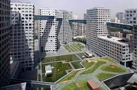 modern urban residential architecture. Fine Architecture Linked Hybrid City Building Beijing And Modern Urban Residential Architecture E