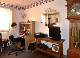 office desk in living room. Computer Desk Living Room Design Furniture Ideas Corner For Secretary Office Chair Using In Bedroom Or S