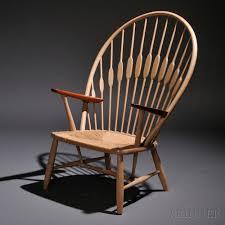 hans wegner peacock chair. Hans Wegner (1914-2007) Peacock Chair