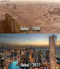 Dubai Before And After These Old Photos Of Dubai Show How Much The Uae Has Changed