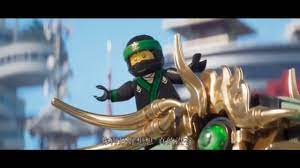 Ninjago Movie : Lloyd vs Garmadon Scene - YouTube