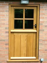 Solid Wood External Stable Doors