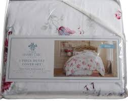 simply shabby chic sunbleached fl twin duvet set new in package 55 00