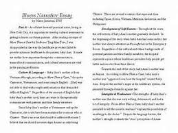 the top secret truth about anarrativeessay uncovered diện tử  a narrative essay