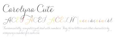 Cute Fonts For Android Carolyna Cute Fonts Com