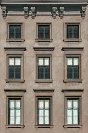 Interesting City Window Texture Brownstone Facade Intended Design Inspiration