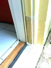 installing door frame repair door jamb strike plate replace door jamb how to replace a door