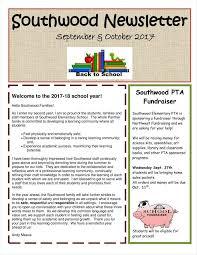 9 Kindergarten Newsletter Templates Free Samples Examples Formats