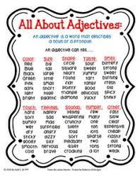 a classroom ready word personality adjectives list list of adjectives