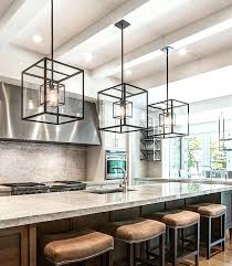 image kitchen island light fixtures. Modern Kitchen Island Light Fixtures Cube Cage Lighting Complete With Bulbs Complements An Oversized Image S