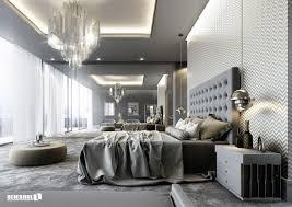 Classic Modern Luxury Bedroom Drawing Interior Design Ideas