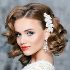 indian bridal hairstyles for short hair