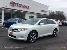 2012 Toyota Venza Limited AWD in Blizzard White Pearl - 067535 ...