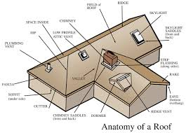 Butterfly Roof  2 roof surfaces sloped towards one another creating a  valley in the center Shed Roof  1 roof surface sloped in 1 direction