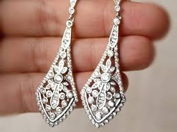 full size of wedding chandelier earrings swarovski crystals bridal big crystal pearl drop home improvement beautiful