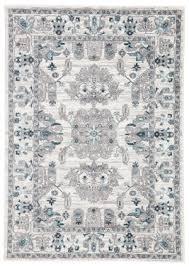 famous maker valarie freyr val 1110 white light gray area rug