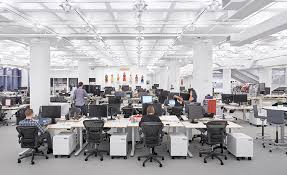 Norman foster office Headquarters Rga Office Alamy Rga Office New York By Foster Partners And Tillotson Design