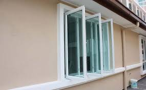 aluminium frame glass windows