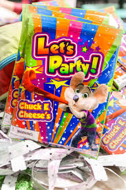 Chuck E Cheese Printable Chart The Ultimate Guide To A Chuck E Cheese Birthday Party Play