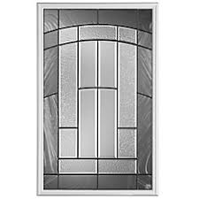 entry door glass inserts. Croxley 22-inch X 36-inch 1/2-Lite Glass Insert Entry Door Inserts A