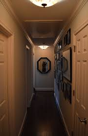 narrow hallway lighting ideas. our hallway today narrow lighting ideas