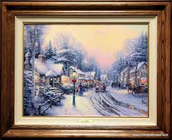 paintings were considered a kinkade trademark many owners are beginning to wonder about the potential increase in the thomas kinkade paintings value