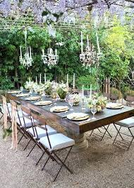 tea light chandeliers hanging candle chandelier outdoor