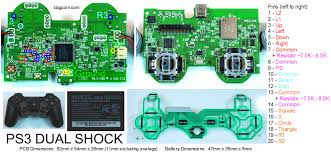 xbox 360 controller schematic diagram images and schematics on ps3 diagram3 jpg
