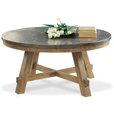 F Round Coffee Table