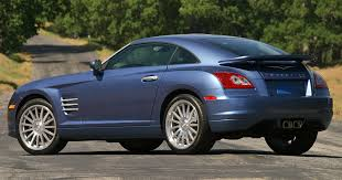 chrysler crossfire srt6. dodge chrysler crossfire srt6