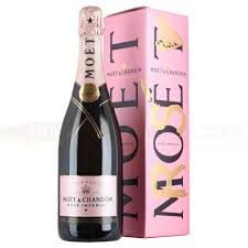 moet chandon imperial rose limited edition graffiti gift box chagne 75cl
