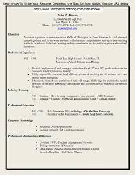 Teachers Resume Teachers Resume Format Science Teacher Resume Download Teachers 22