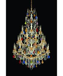 colored replacement crystals for chandeliers chandelier designs