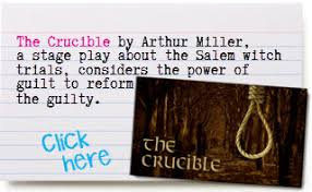 scarlet letter and the crucible ess scarlet letter and the crucible essays