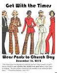 What can you not wear to church