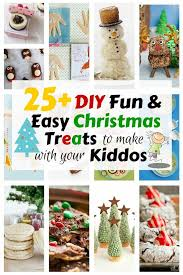 20 diy fun easy treats to make with your kiddos