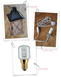convert a lantern into a lamp the painted hive