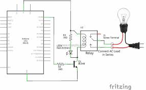 arduino relay tutorial 5v relay arduino interfacing maxphi lab relay arduino circuit diagram load