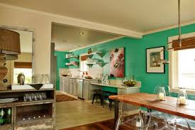 kitchen accent wall picture