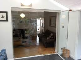 interior glass doors dividers