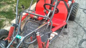crossfire 150 go cart repair crossfire 150 go cart repair
